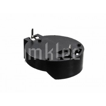 20mm Coin Cell Battery Holder - Black
