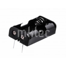 2AA 3V Battery Holder With PCB Pins