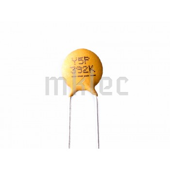 3.9nF 392 Ceramic Disc Capacitor - Xicon