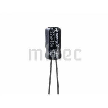 22uF 16v Electrolytic Capacitor