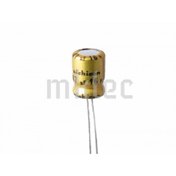 47uF 16v Audio Grade Electrolytic Capacitor - Nichicon
