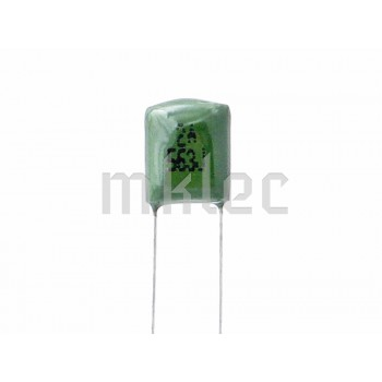56nF 0.056uF Polyester Film Capacitor