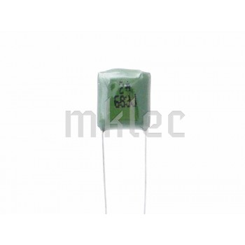 68nF 0.068uF Polyester Film Capacitor