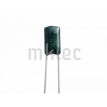 1.5nF Polyester Film Capacitor 152