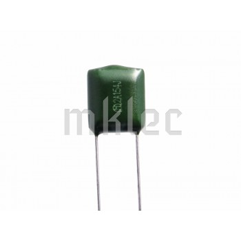 150nf 0.15uF Polyester Film Capacitor 154