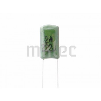 2.2nF 0.0022uF Polyester Film Capacitor