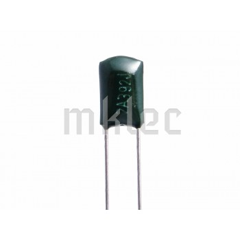 3.9nF Polyester Film Capacitor 392