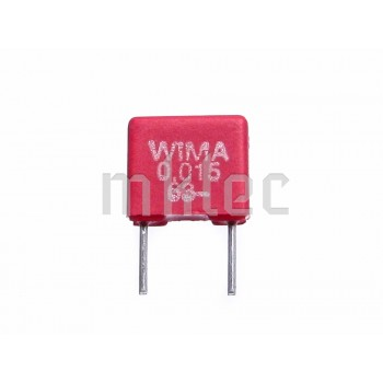 15nF 63v Polyester Film Polybox Capacitor - WIMA