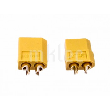 XT60 Connectors - Male Female Pair