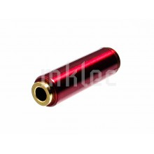 3.5mm TRRS 4-pole Female Socket - Red