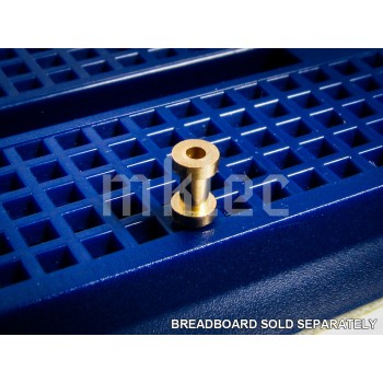 Test Probe Post PCB Pins Gold Plated