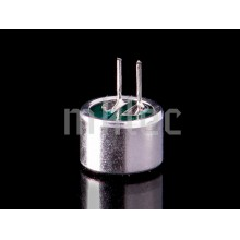 38dB Sensitive Electret Microphone 9mm with Pins