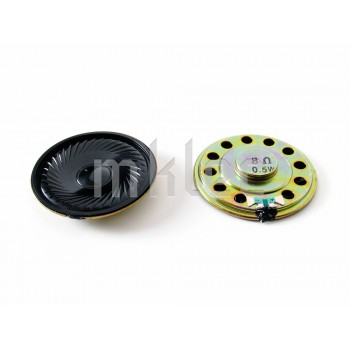 1-9/16 inch 40mm 0.5-watt 8ohm Project Speaker Plastic Cone