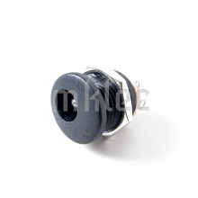 DC Chassis Power Socket 5.5mm - Switched