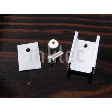 TO-220 15mm x 22mm Heatsink Kit #AL1