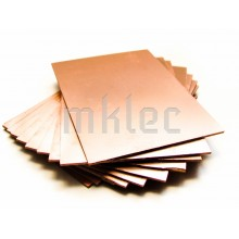 FR4 Copper Clad PCB board - 70mm x 100mm