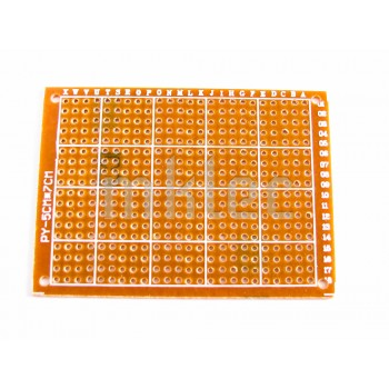 5cm x 7cm Perforated Prototyping PCB Board