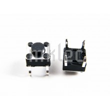 Tactile Pushbutton Switch 6 x 6 x 4.3mm