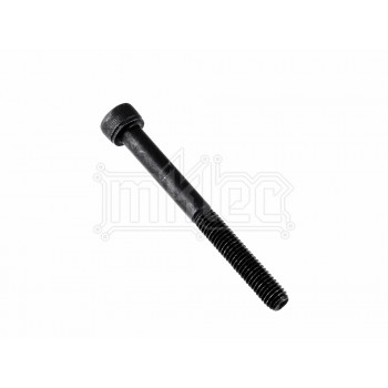 M5 x 50mm Socket Head Cap Screw - Black Oxide Finish