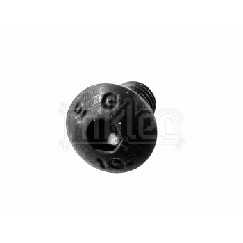 M5 x 8mm Button Head Cap Screw - Black