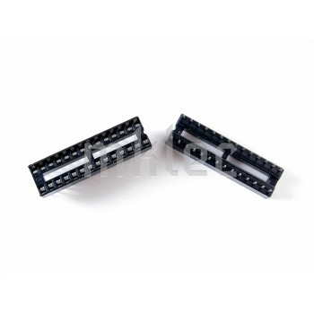 DIP-28 IC Socket 28-pin