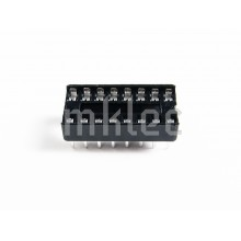 DIP-16 IC Socket 16-pin