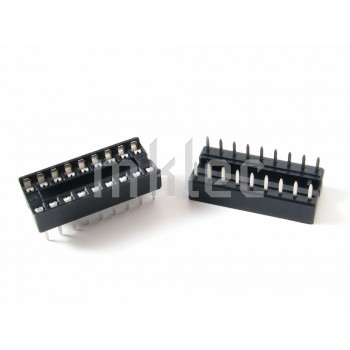 DIP-18 IC Socket 18-pin