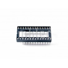 DIP-28 Wide IC Socket 28-pin