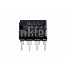 MSGEQ7 Graphic Equalizer Display Filter 7-band DIP IC