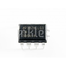 LM386N-4 1W Low Voltage Audio Amplifier IC