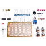Mad Professor Snow White Autowah Clone Kit