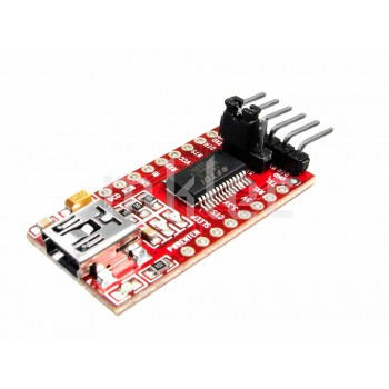FTDI FT232RL USB to Serial Breakout Board