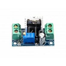 LM317 Linear Adjustable DC-DC Voltage Regulator Module