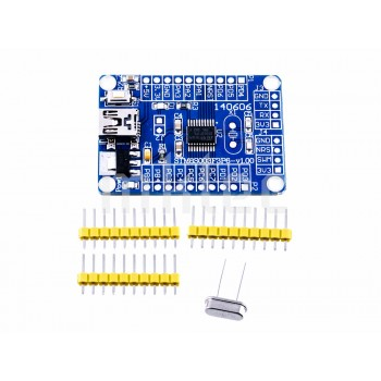 STM8S003F3P6 Microcontroller Development Board PCB