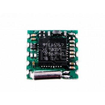 TEA5767 Low-power FM Stereo Radio Module