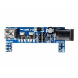 Breadboard 3.3V - 5V Power Supply Module with Mini USB Power