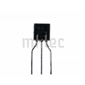 BS107 N-Channel Mosfet Transistor