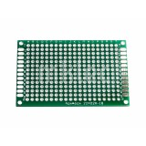 4cm x 6cm Perforated Prototyping PCB Board - Double-sided