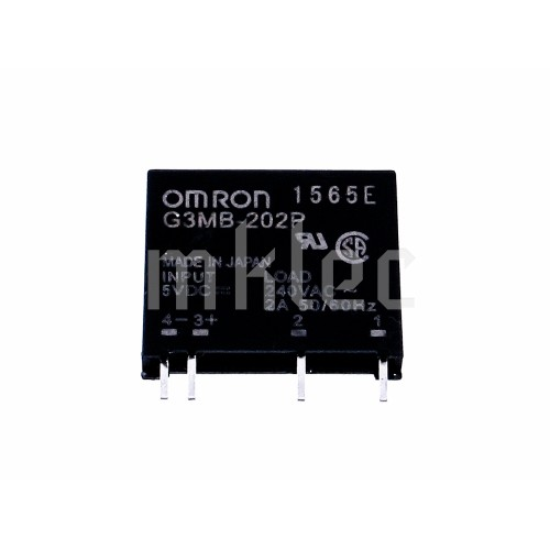 Omron G3MB202P 5V 2A SSR Solid State Relay - Solid State Relay Brands