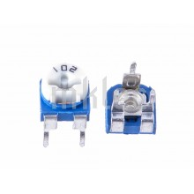 1K Ohms 102 Trimmer Potentiometer