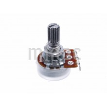 500K Linear Alpha Potentiometer - Solder Lugs
