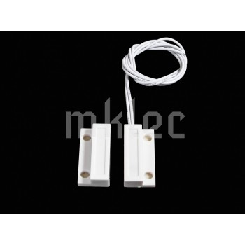 Door Window Sensor Magnetic Reed Switch For Security Alarm System