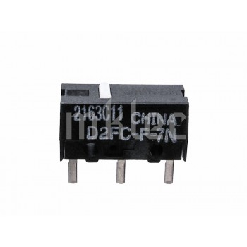 Omron D2FC-F-7N Pushbutton Microswitch