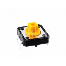 Omron 12 x 12 mm Tactile Momentary Switch - 7.3mm Projected Type