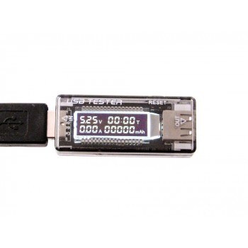USB LCD Voltmeter and Ammeter