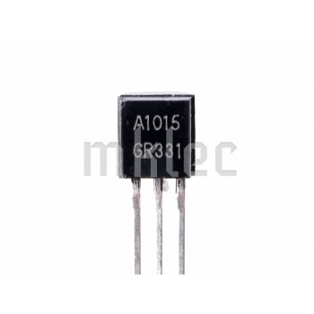A1015 2SA1015 PNP Audio Amplifier Transistor