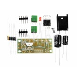L78xx L7805 DIY AC-DC Voltage Regulator PCB Kit
