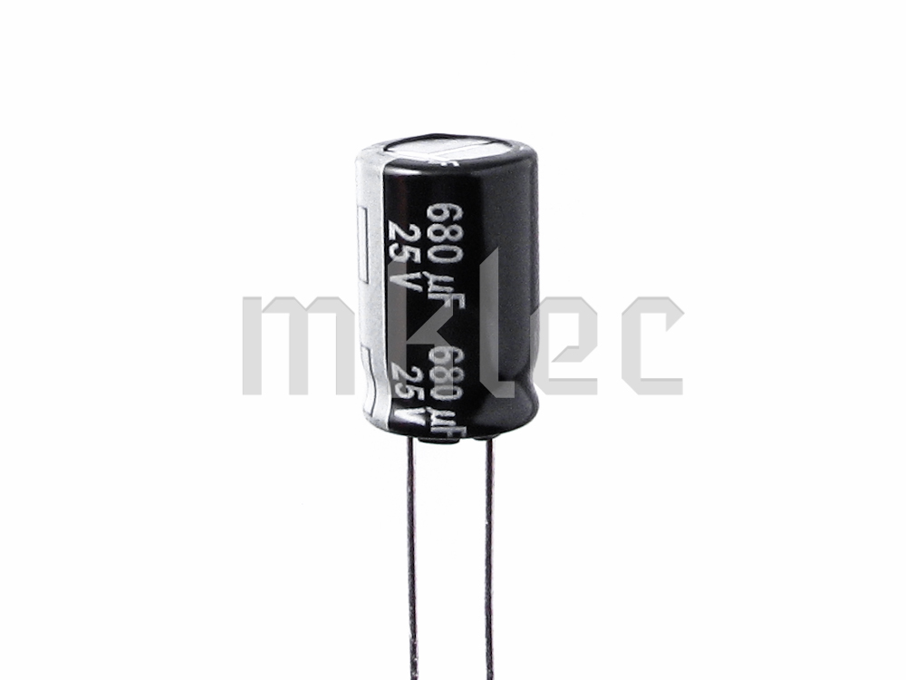 hook up electrolytic capacitor
