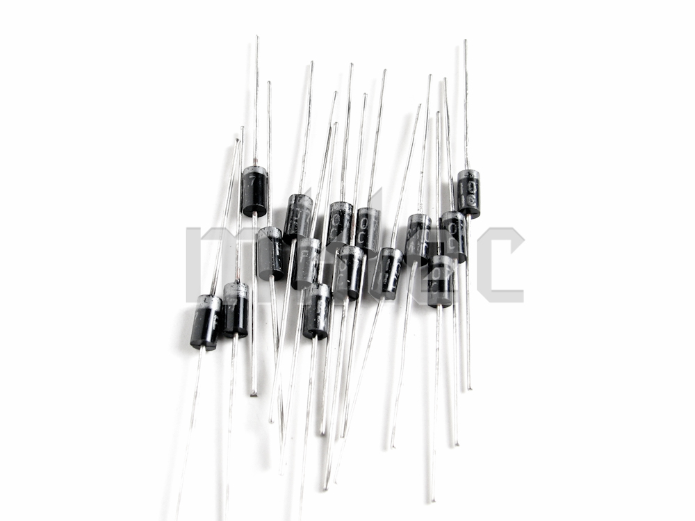 fr107 fast recovery rectifier diode 1a