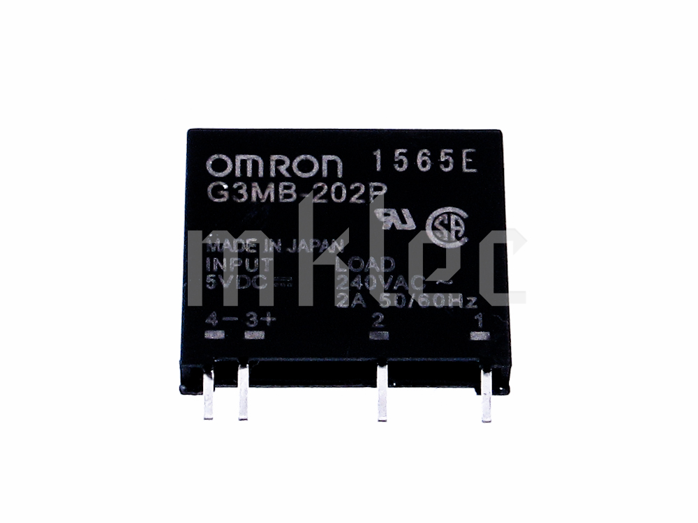 Omron G3MB202P 5V 2A SSR Solid State Relay